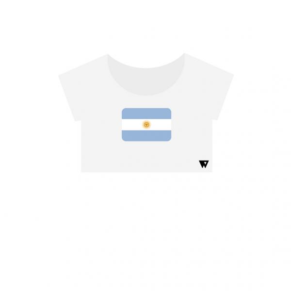 Crop Top Argentina | Wuzzee