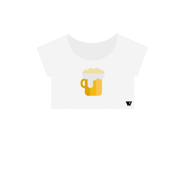 Crop Top Beer | Wuzzee