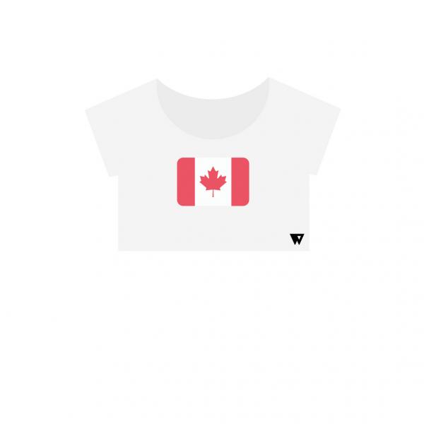 Crop Top Canada | Wuzzee