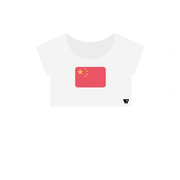 Crop Top China | Wuzzee