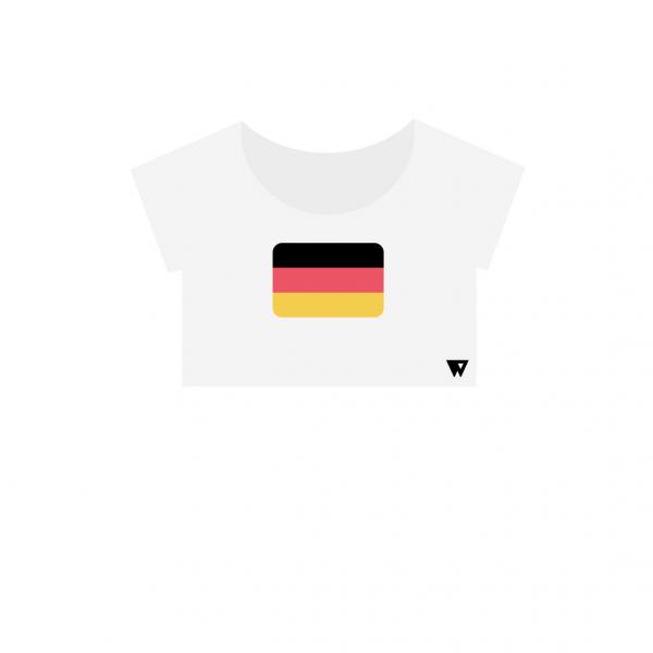 Crop Top Germany | Wuzzee