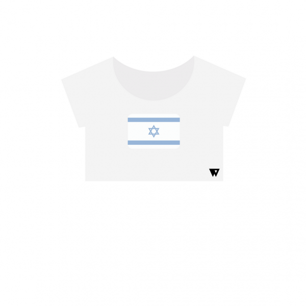 Crop Top Israel | Wuzzee