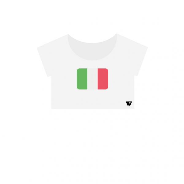 Crop Top Italy | Wuzzee