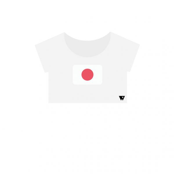 Crop Top Japan | Wuzzee