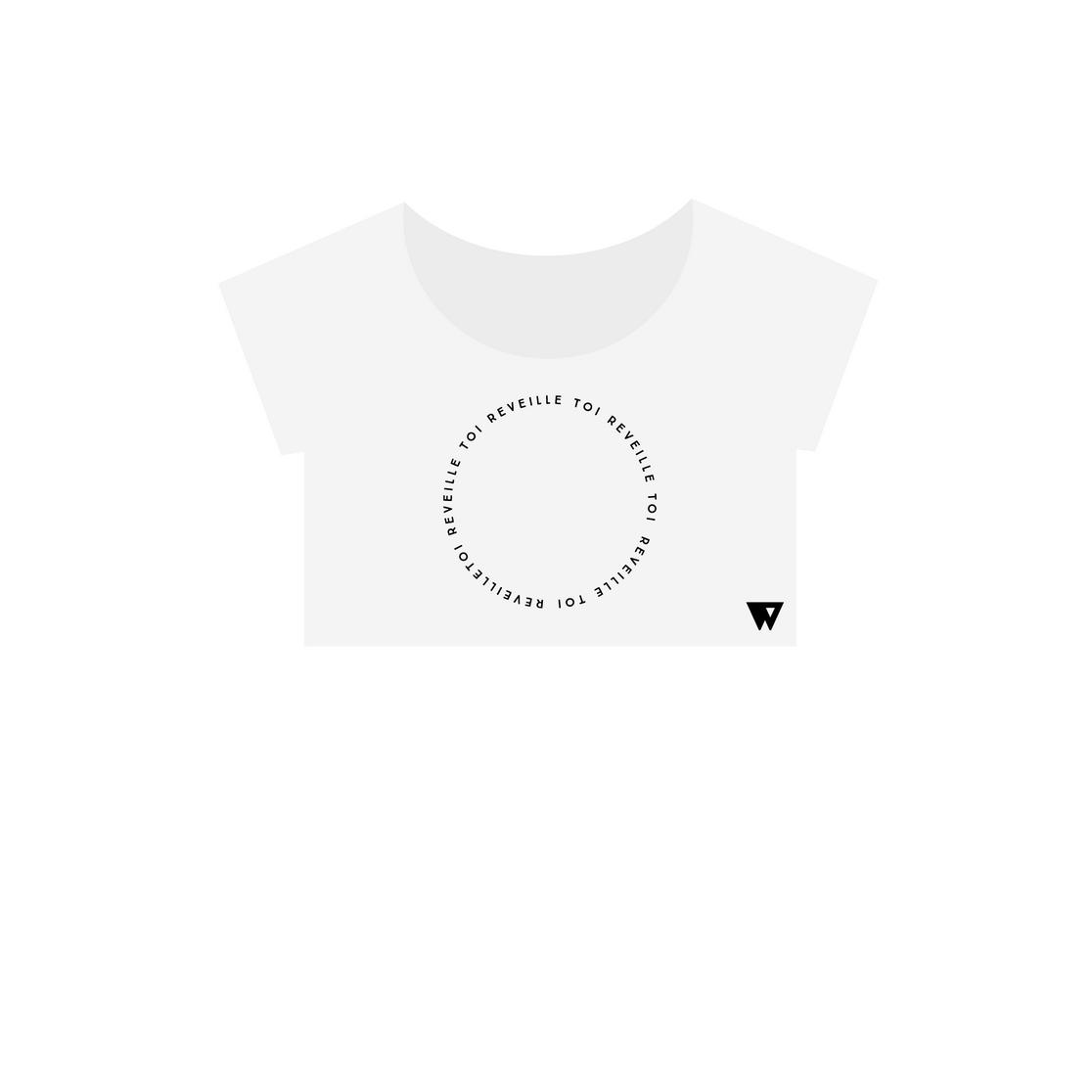 Crop Top Reveille Toi | Wuzzee