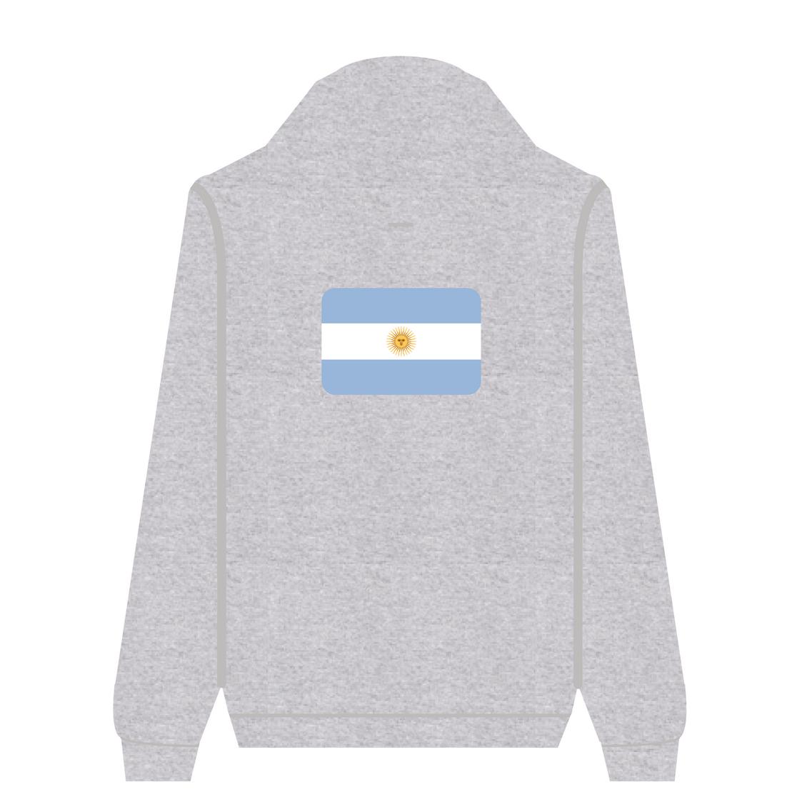 Full Zip Hoodie Argentina | Wuzzee