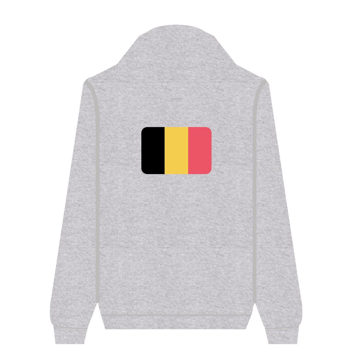 Full Zip Hoodie Belgium | Wuzzee