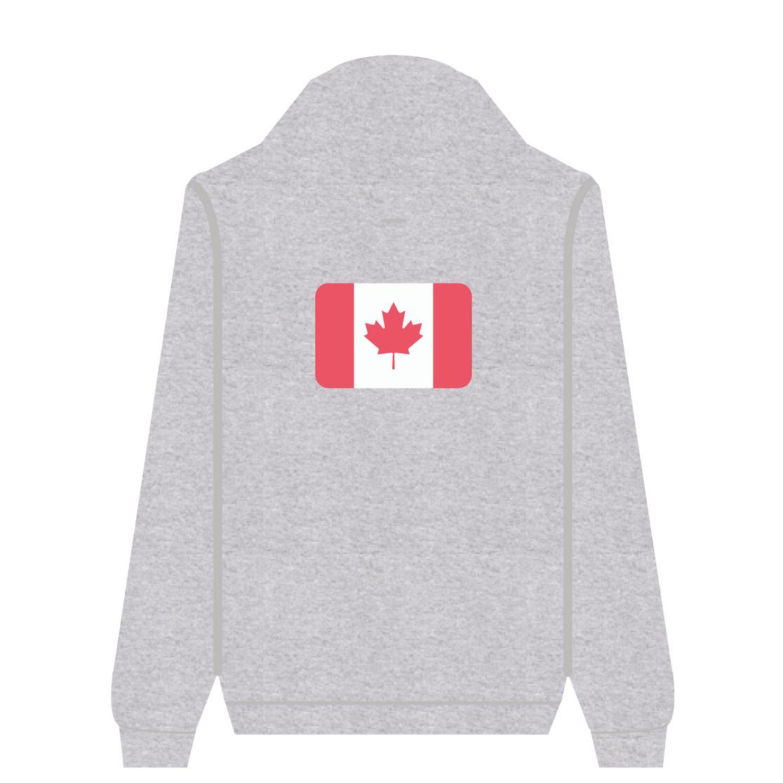 Full Zip Hoodie Canada | Wuzzee