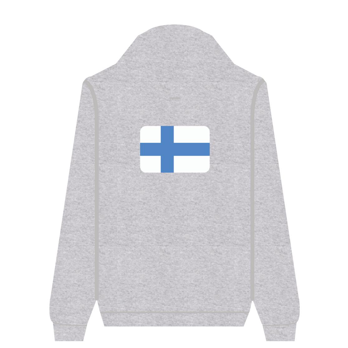 Full Zip Hoodie Finland | Wuzzee