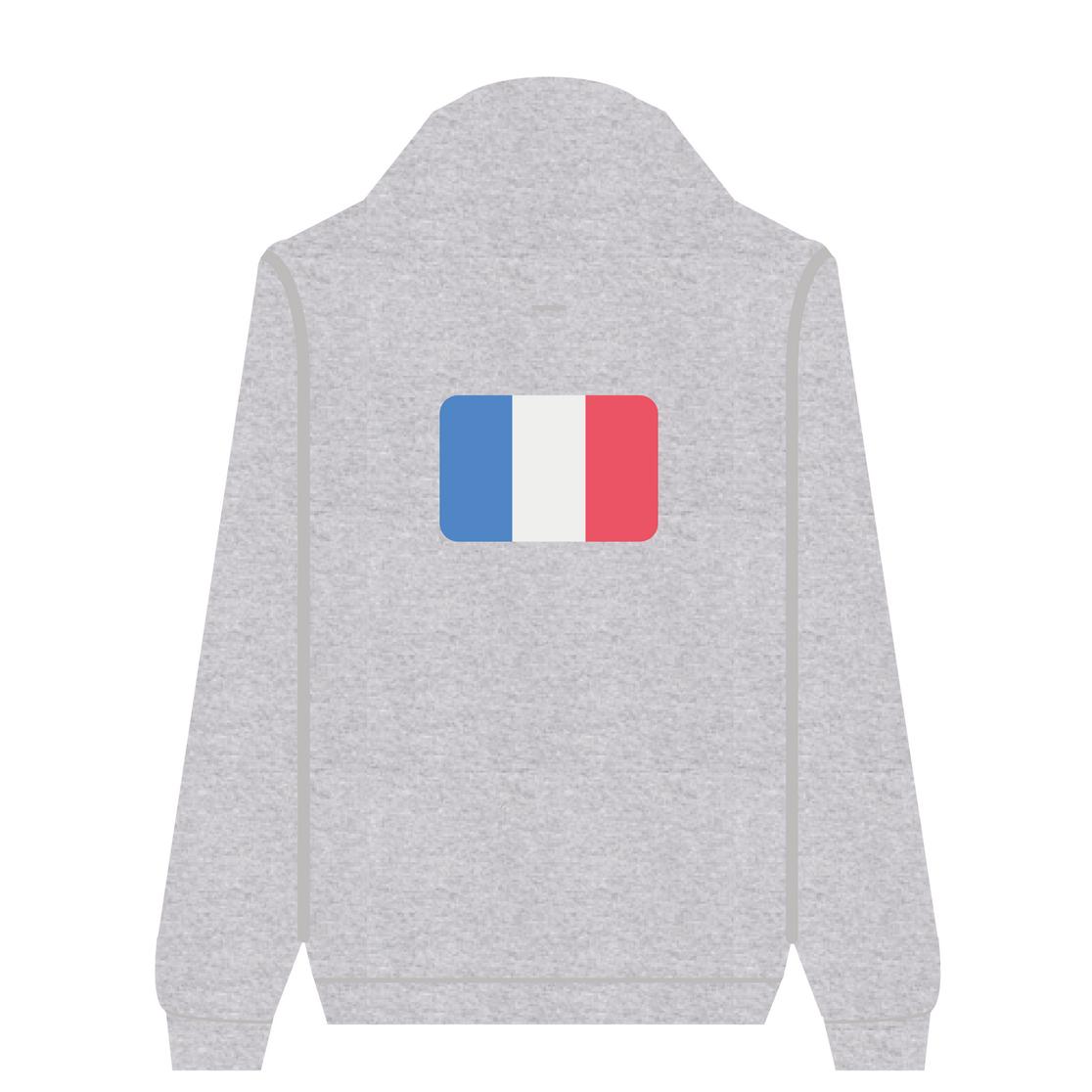 Full Zip Hoodie France | Wuzzee