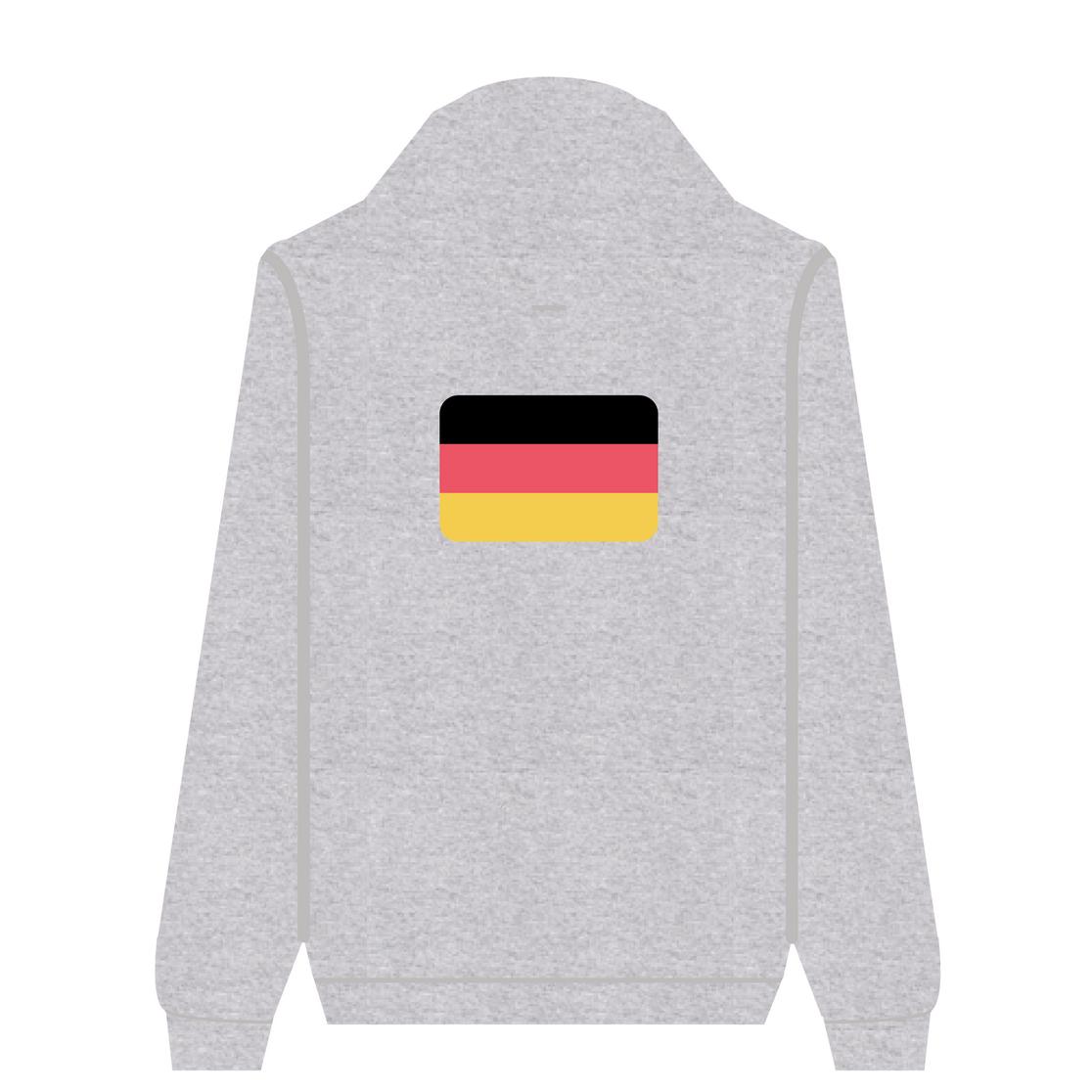 Full Zip Hoodie Germany | Wuzzee
