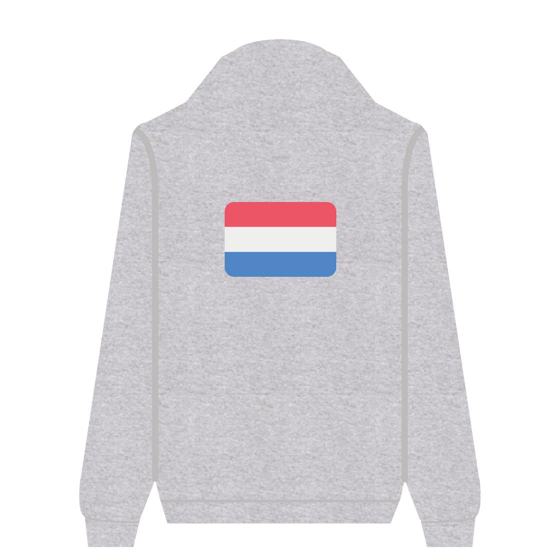 Full Zip Hoodie Luxembourg | Wuzzee