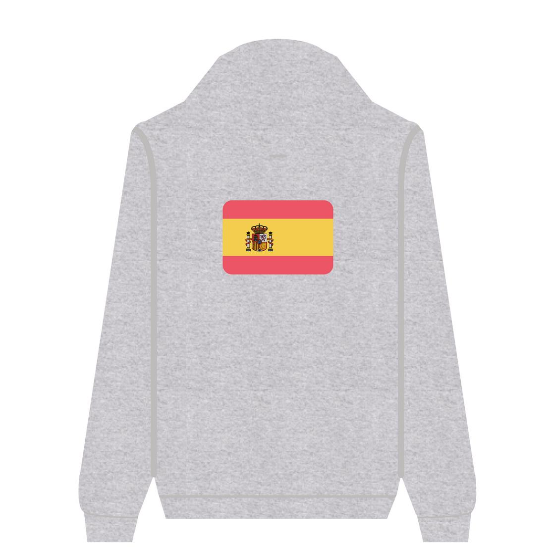 Full Zip Hoodie Spain | Wuzzee