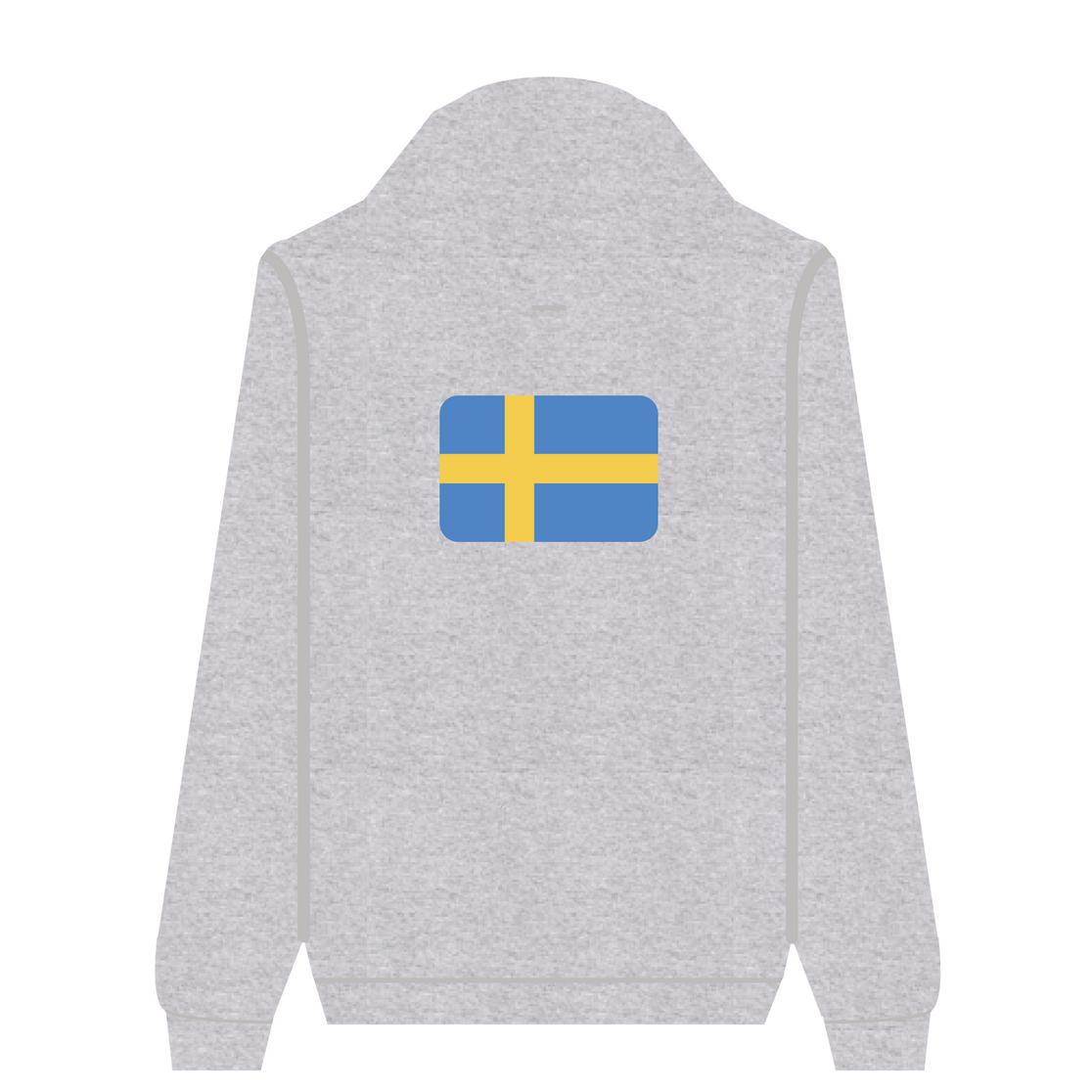 Full Zip Hoodie Sweden | Wuzzee