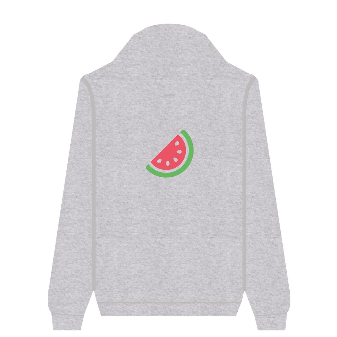 Full Zip Hoodie Watermelon | Wuzzee