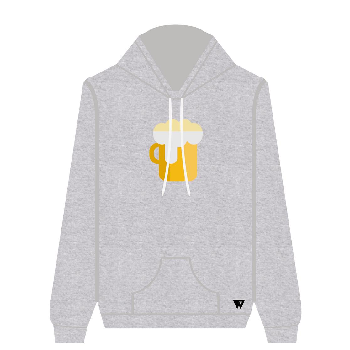 Hoodie Beer |Wuzzee
