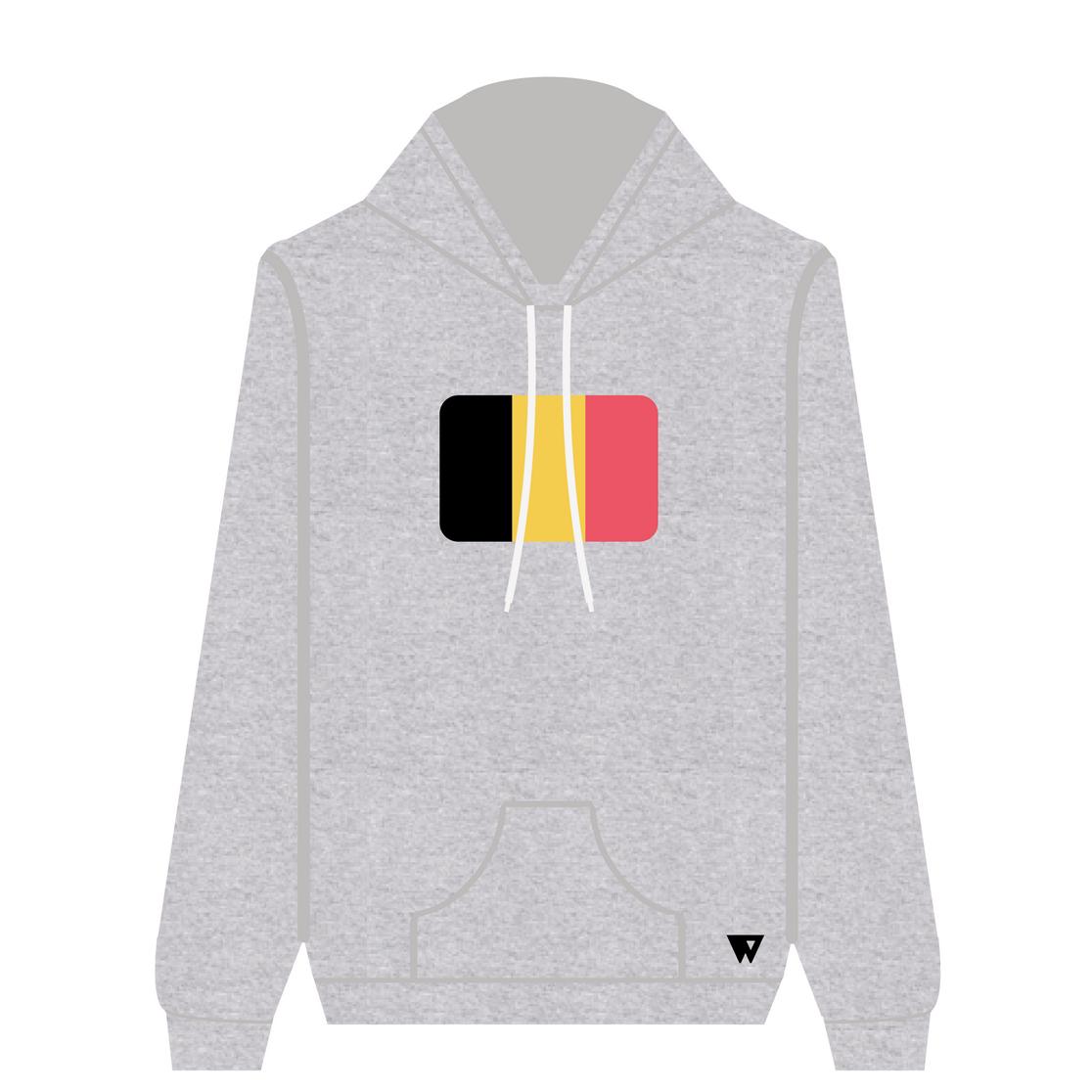 Hoodie Belgium | Wuzzee