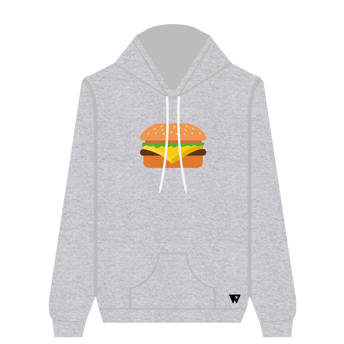 Hoodie Burger | Wuzzee