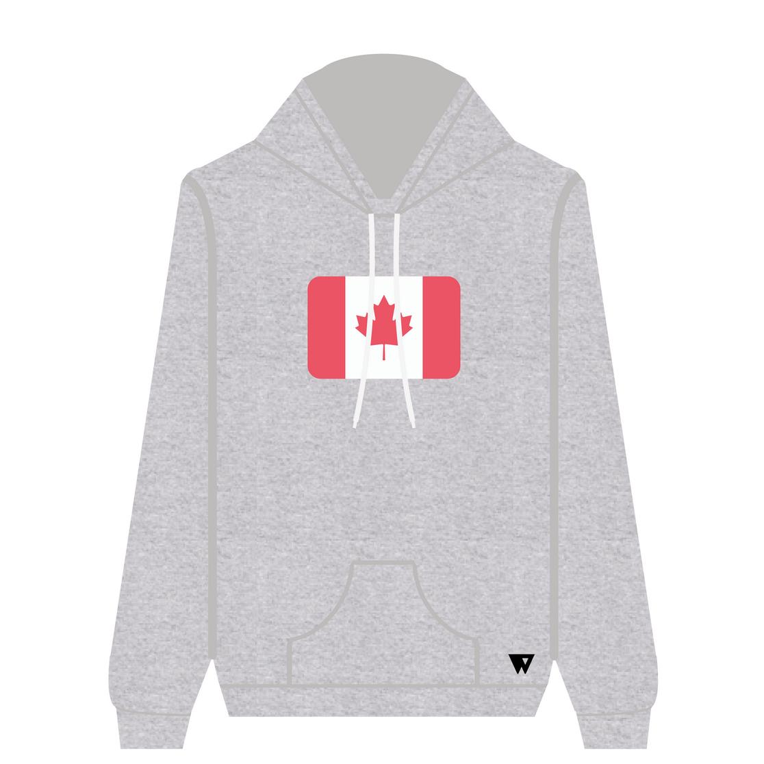 Hoodie Canada | Wuzzee