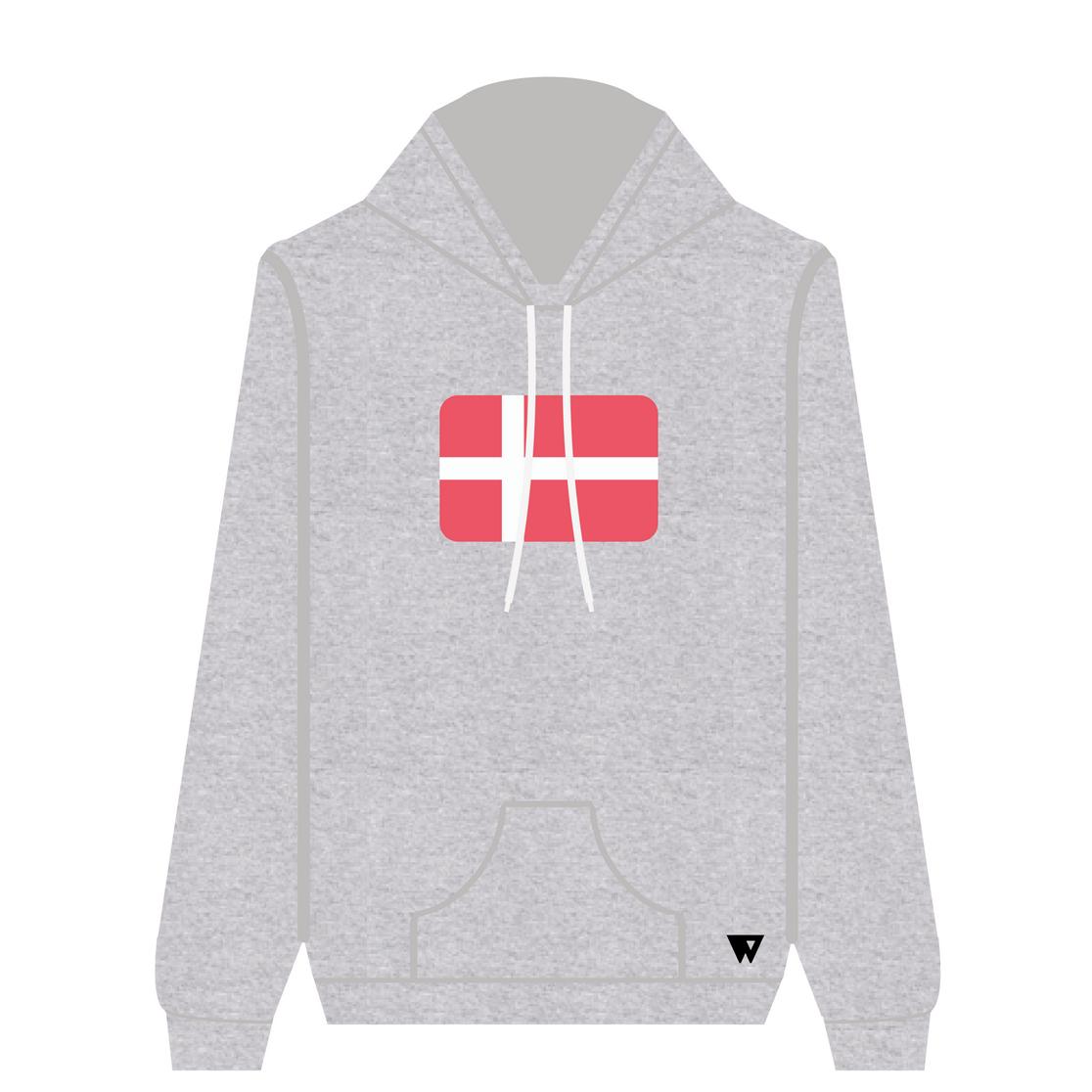 Hoodie Denmark | Wuzzee