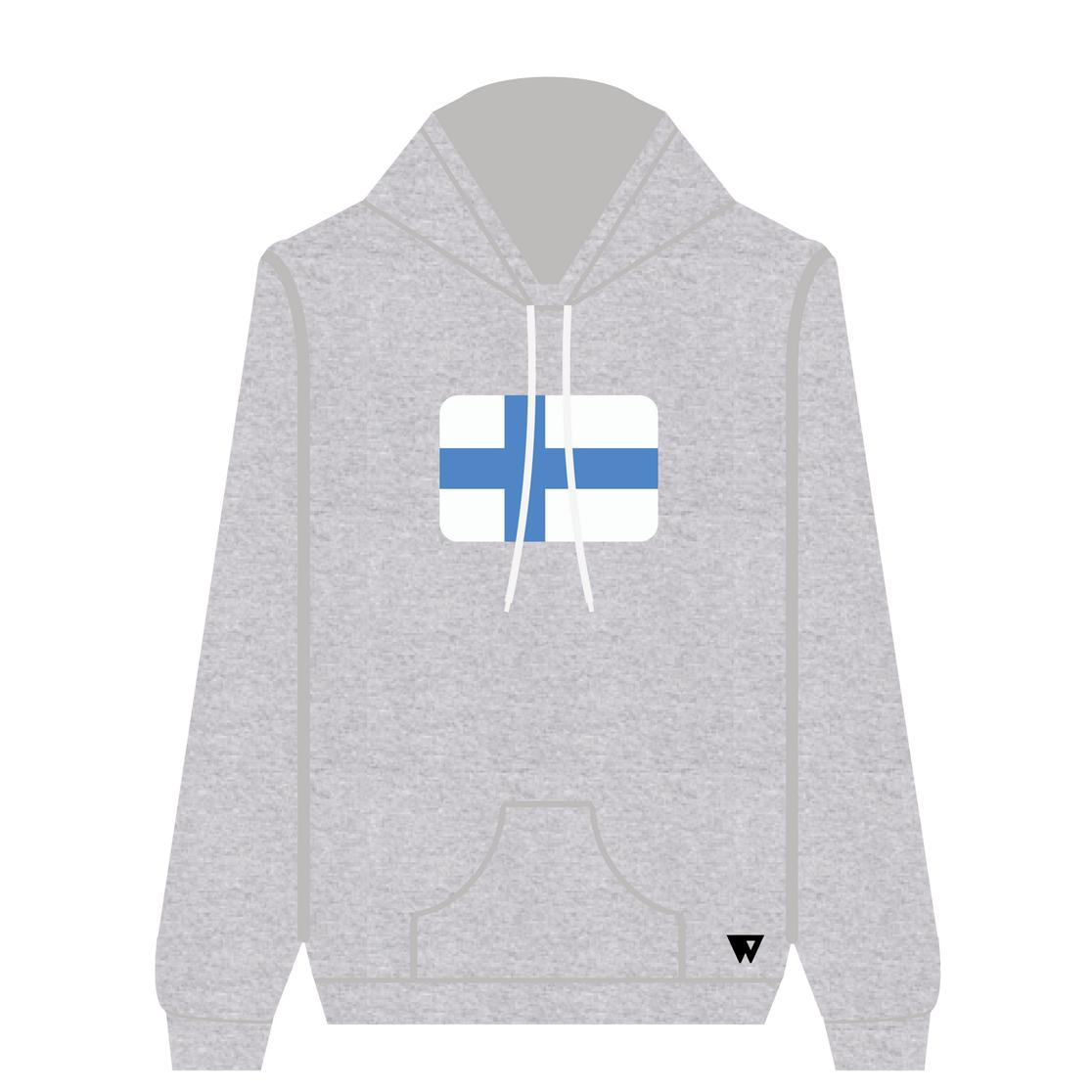 Hoodie Finland   Wuzzee