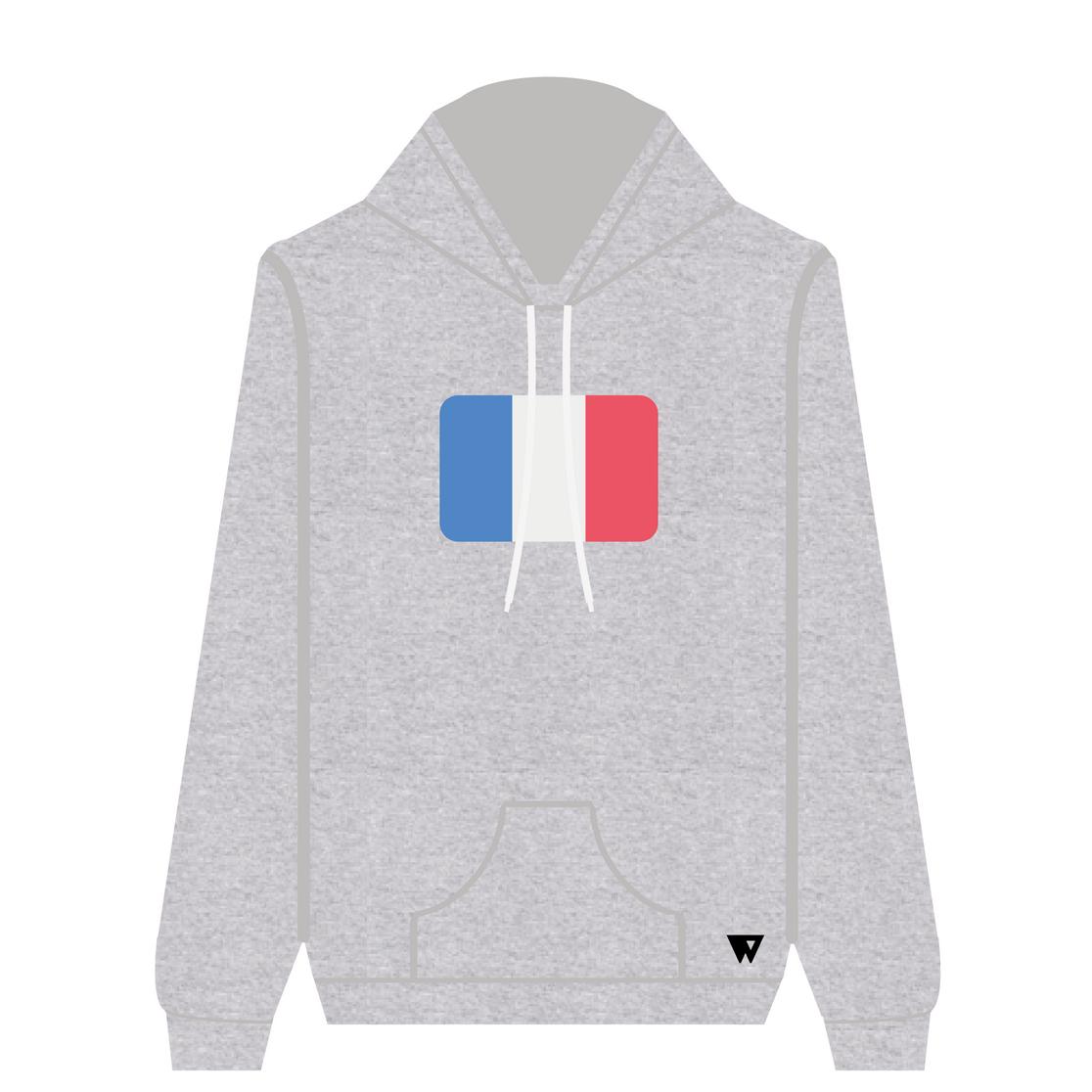 Hoodie France | Wuzzee