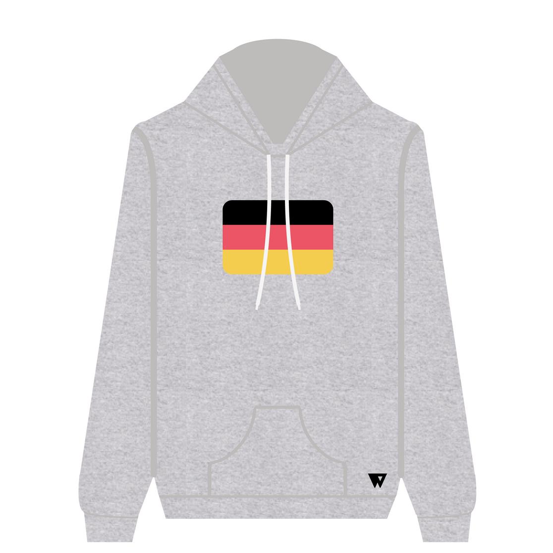 Hoodie Germany | Wuzzee