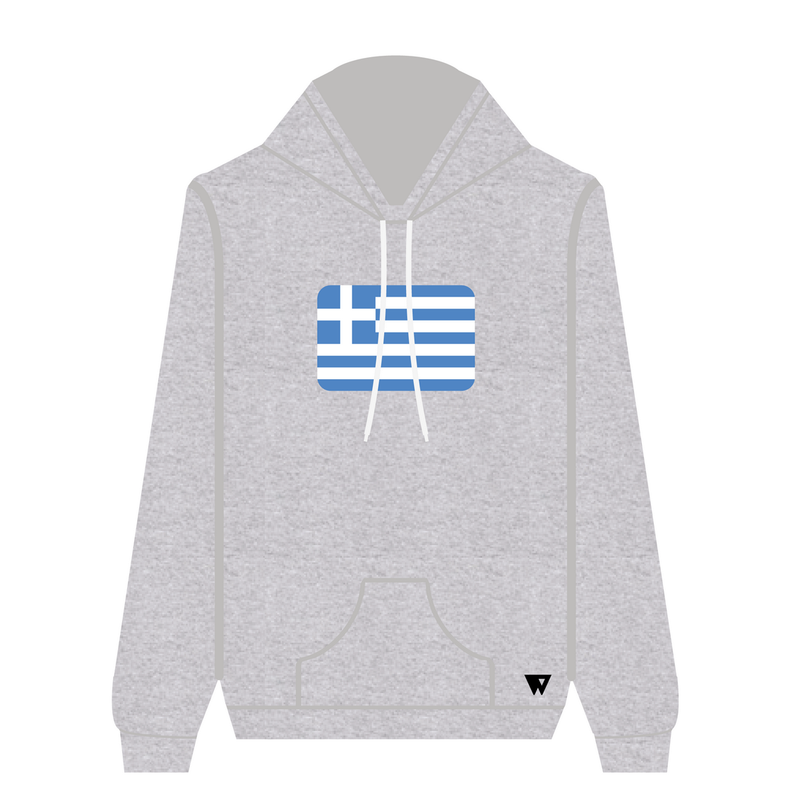 Hoodie Greece | Wuzzee