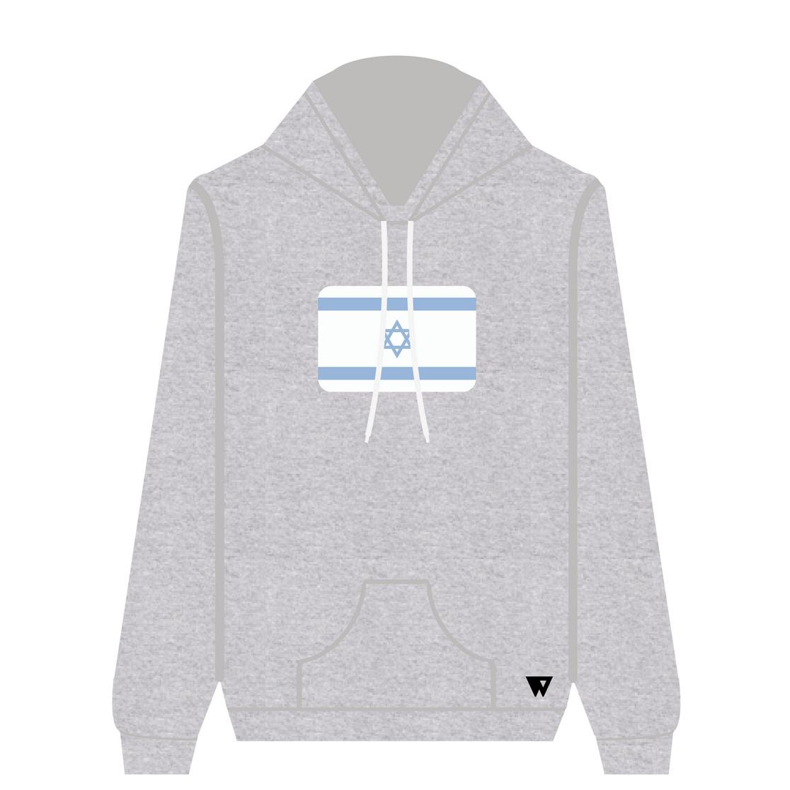 Hoodie Israel | Wuzzee