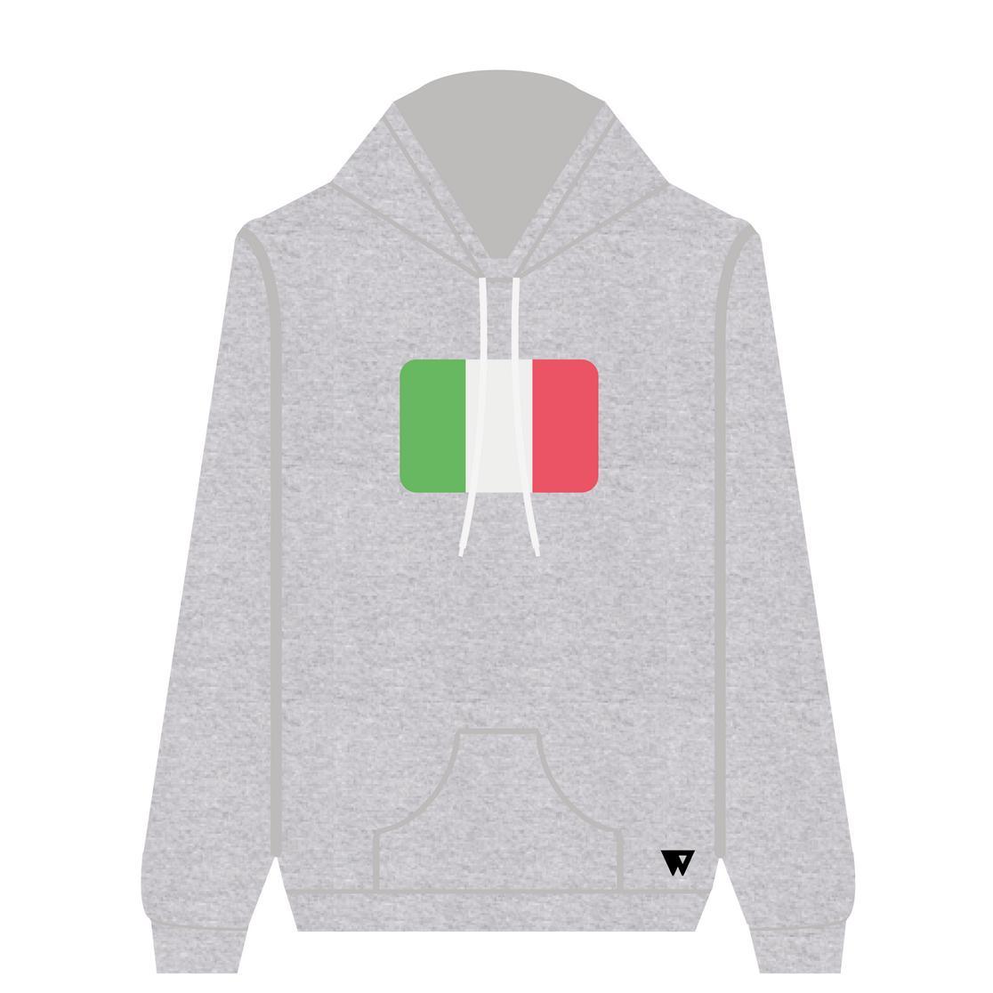 Hoodie Italy | Wuzzee