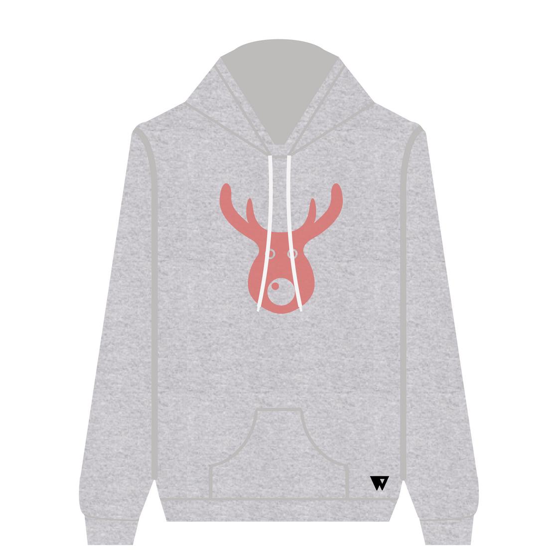 Hoodie Moose | Wuzzee