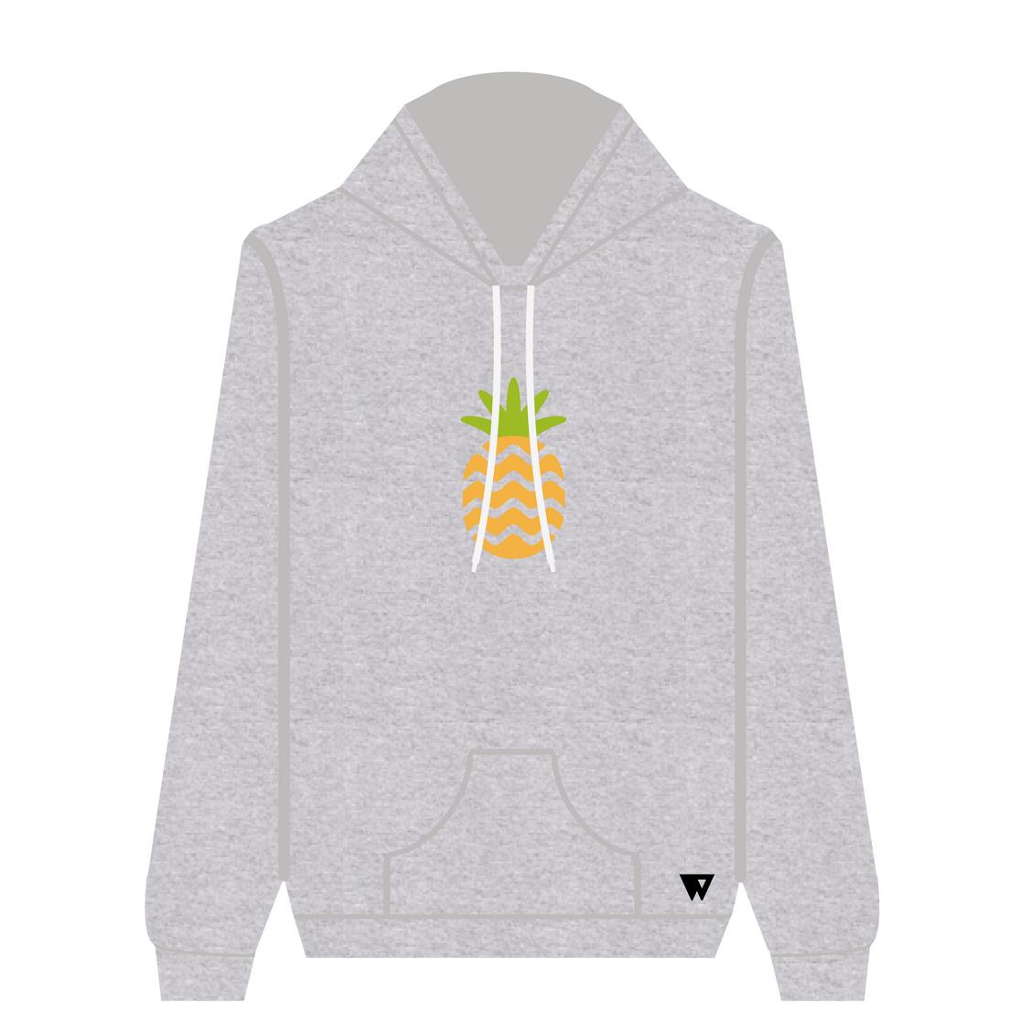 Hoodie Pineapple | Wuzzee