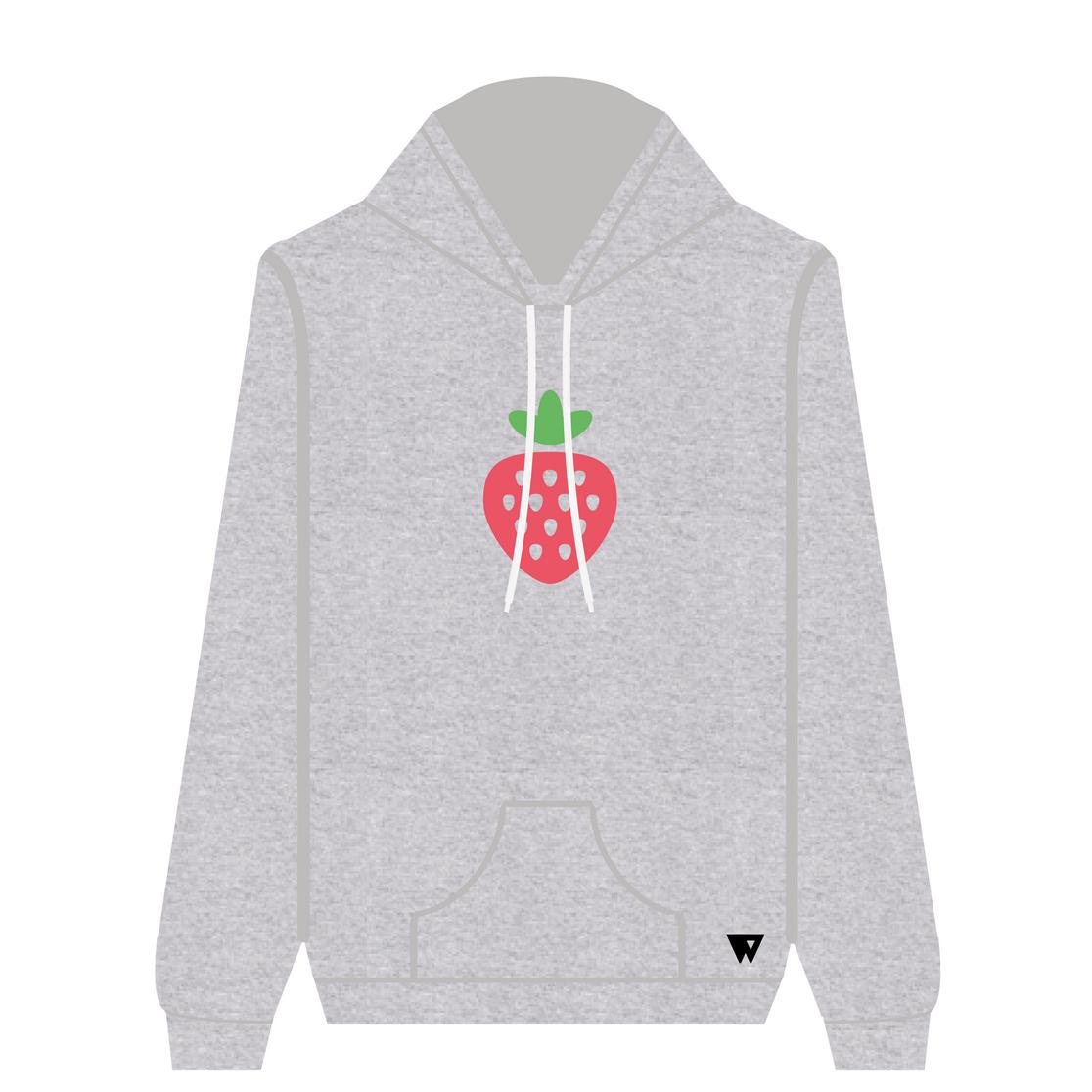 Hoodie Strawberry | Wuzzee