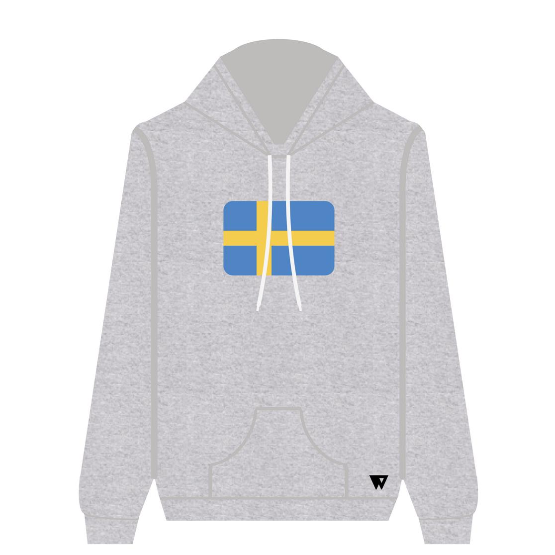 Hoodie Sweden | Wuzzee
