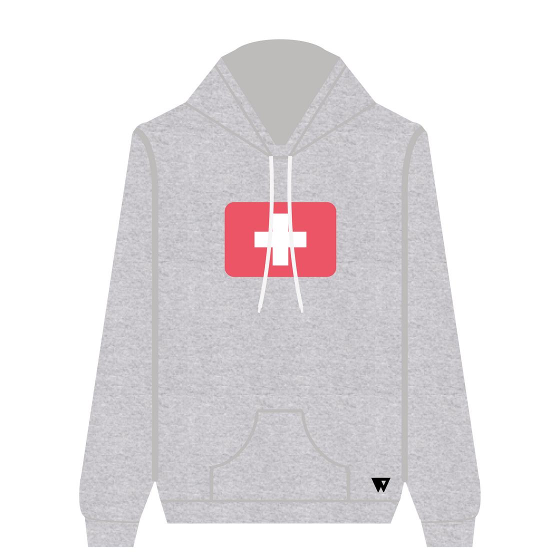 Hoodie Swiss | Wuzzee