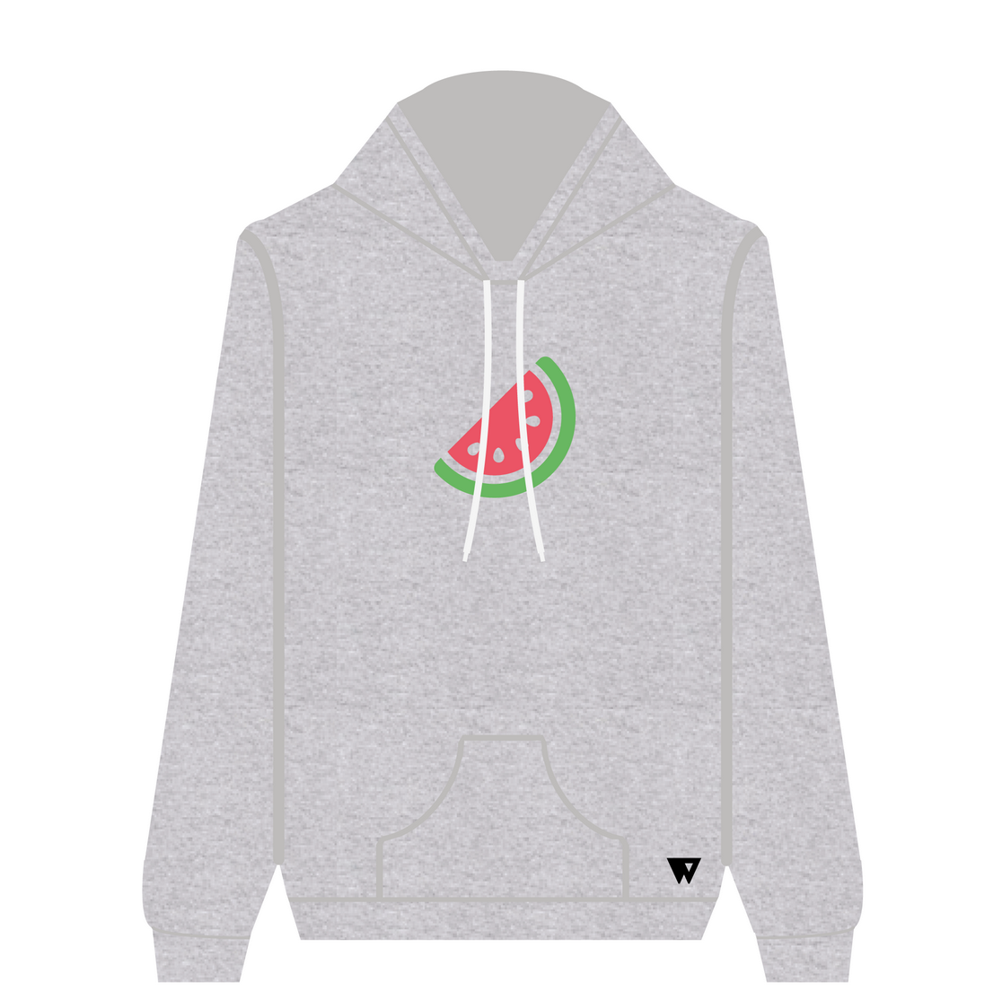 Hoodie Watermelon | Wuzzee