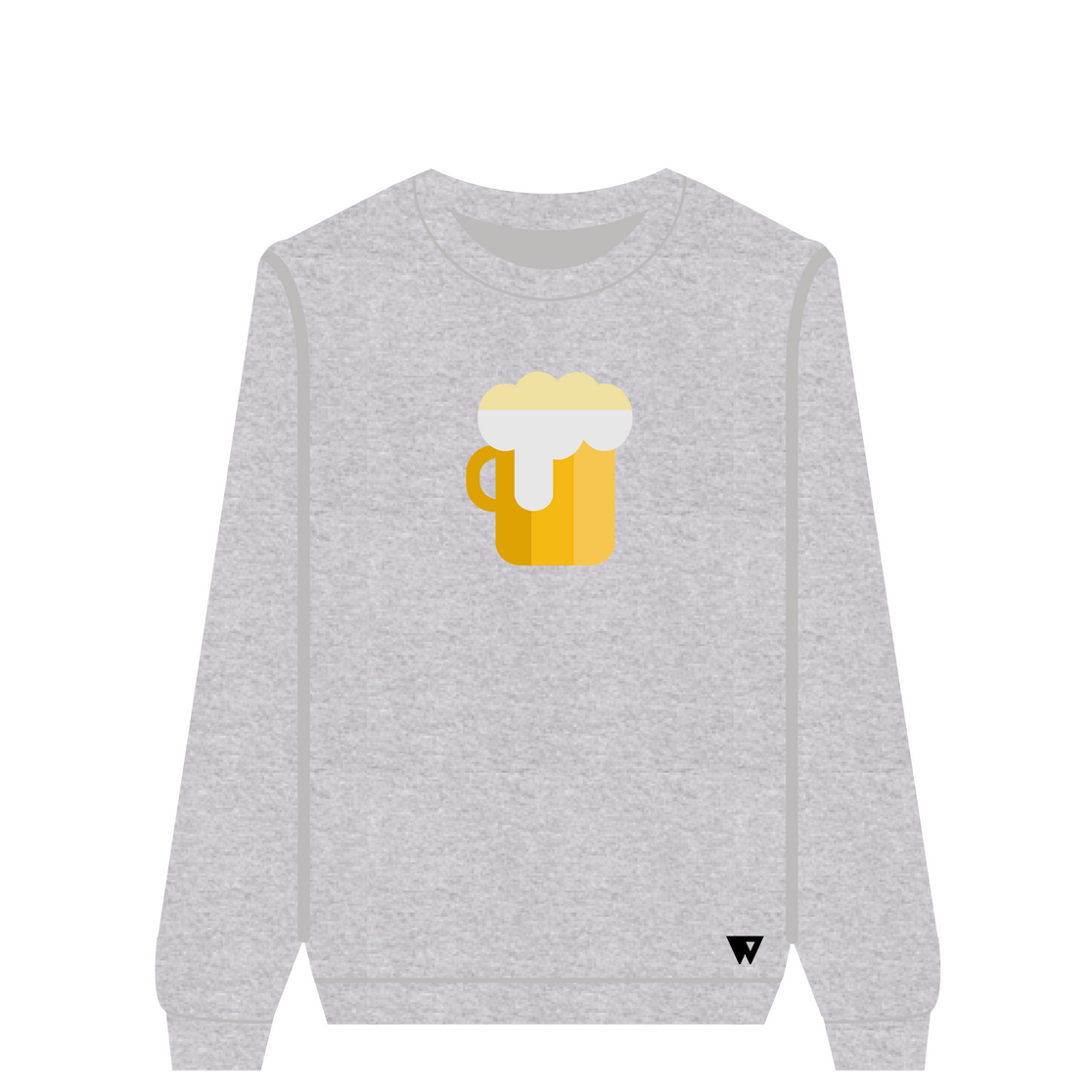 Sweatshirt Beer |Wuzzee