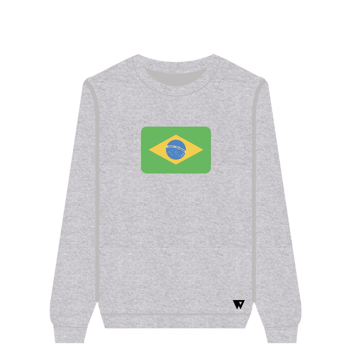 Sweatshirt Brazil | Wuzzee