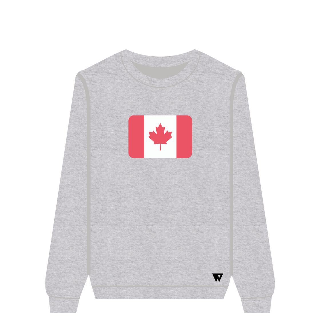 Sweatshirt Canada | Wuzzee
