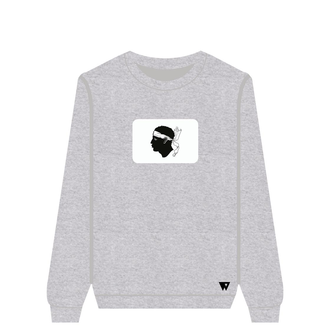 Sweatshirt Corsica | Wuzzee