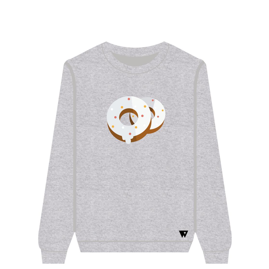 Sweatshirt Donuts | Wuzzee
