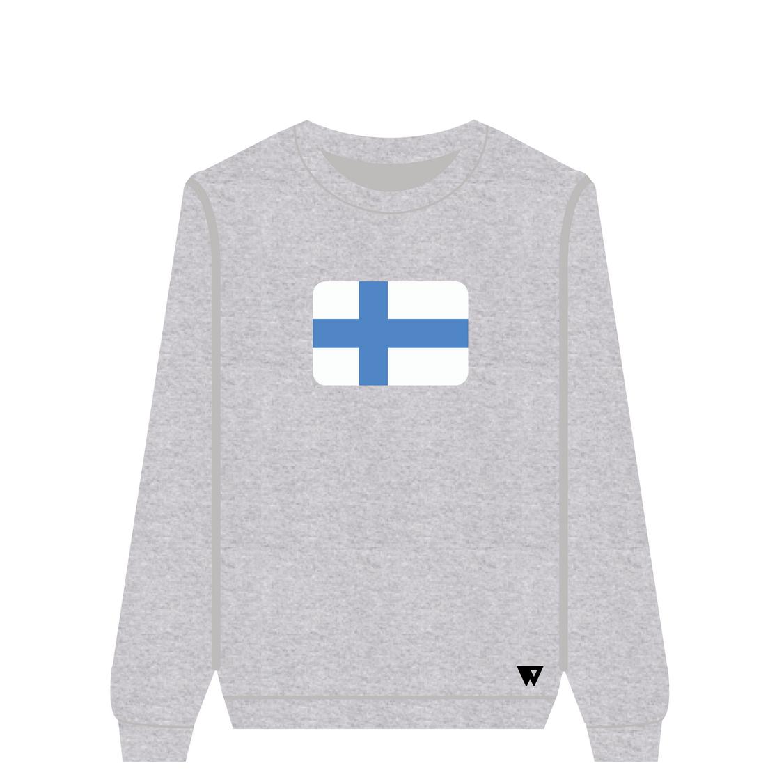 Sweatshirt Finland | Wuzzee