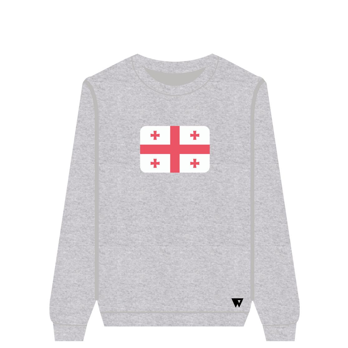 Sweatshirt Georgia | Wuzzee