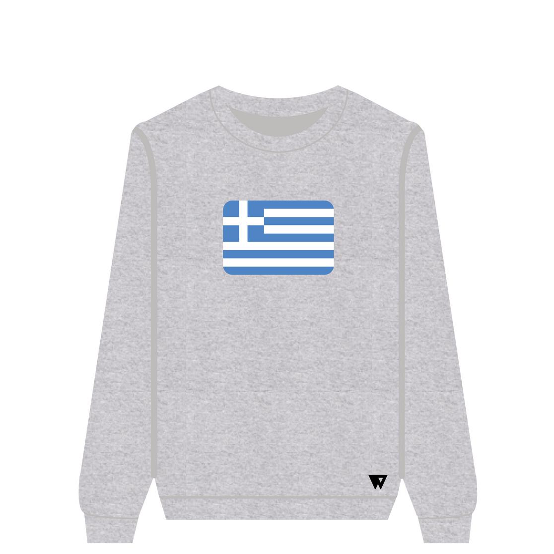 Sweatshirt Greece | Wuzzee