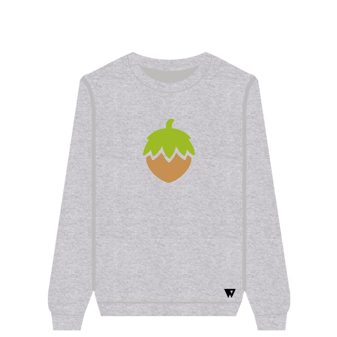 Sweatshirt Hazelnut | Wuzzee