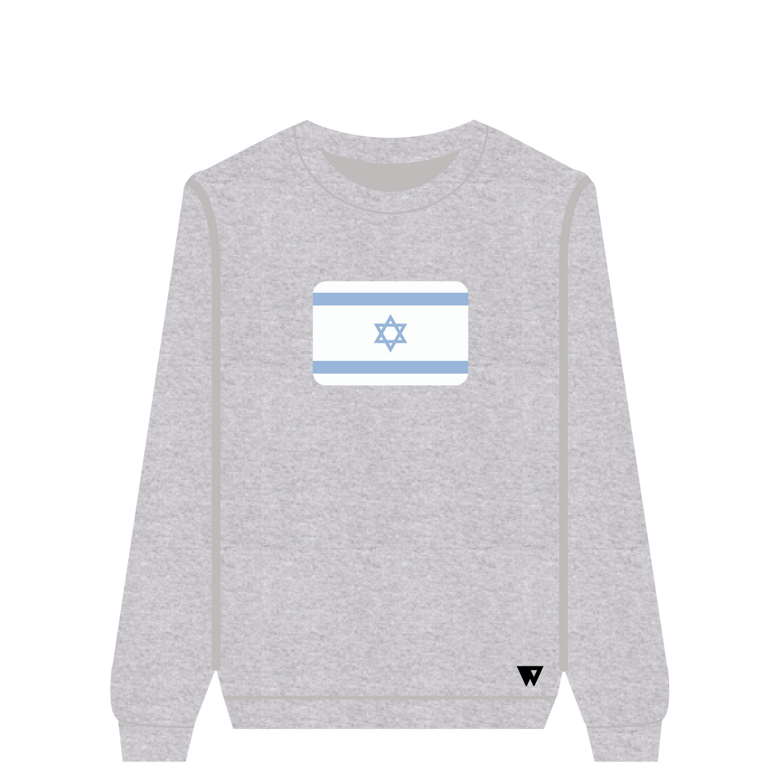 Sweatshirt Israel | Wuzzee