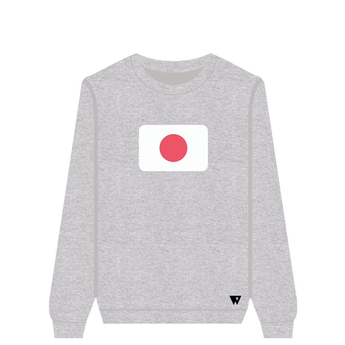 Sweatshirt Japan | Wuzzee
