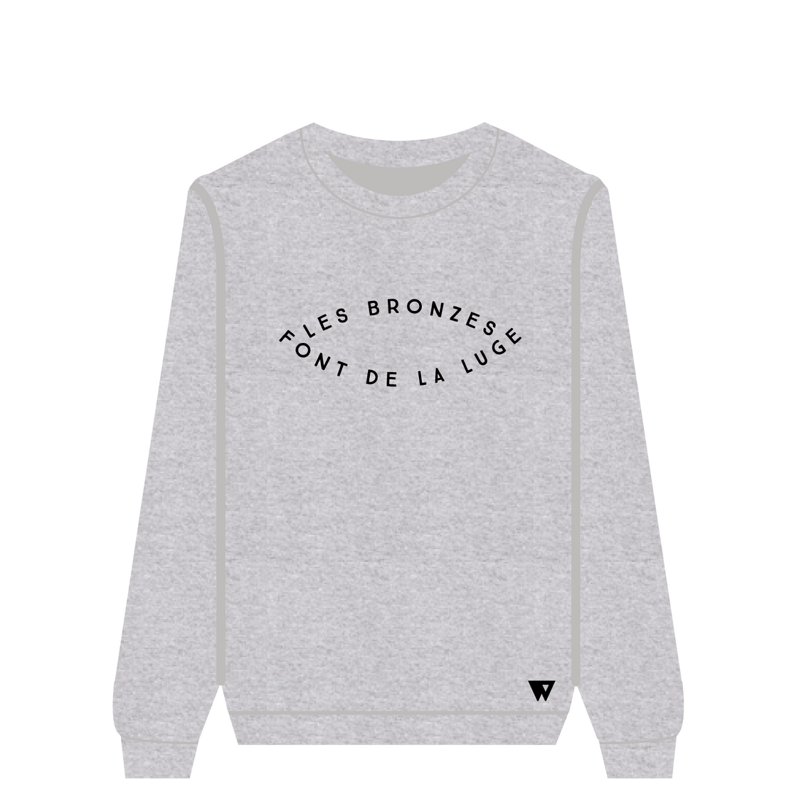 Sweatshirt Les Bronzes Font De La Luge | Wuzzee