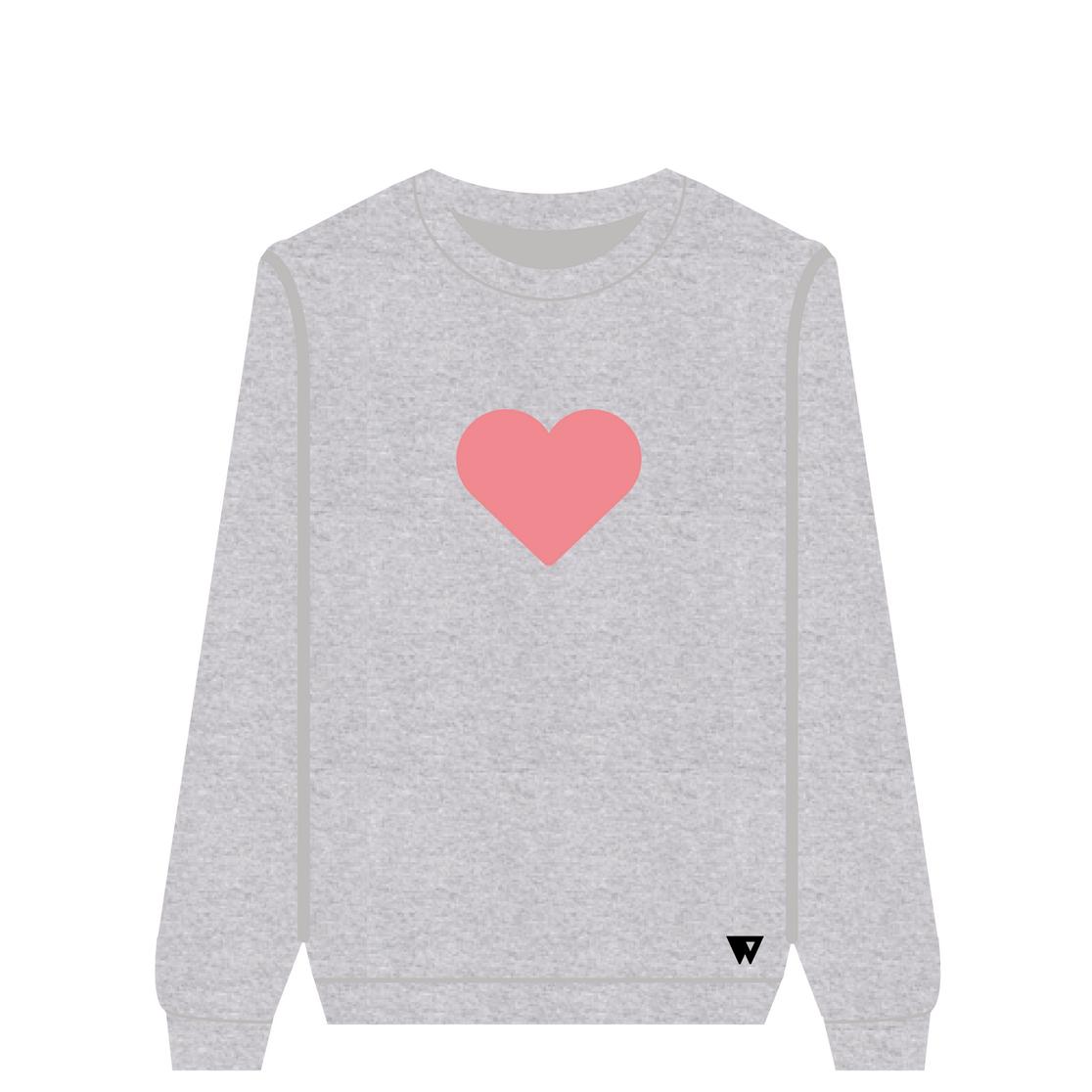 Sweatshirt Love | Wuzzee