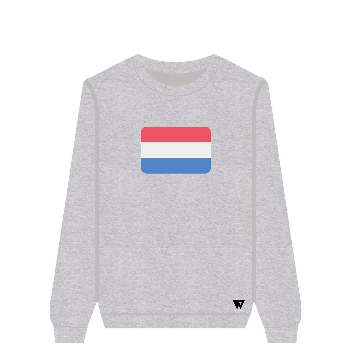 Sweatshirt Luxembourg | Wuzzee